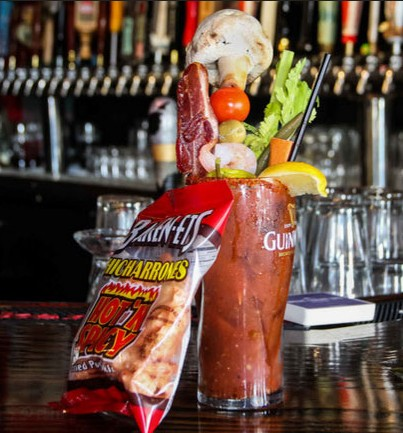 Détails : Bloody Mary